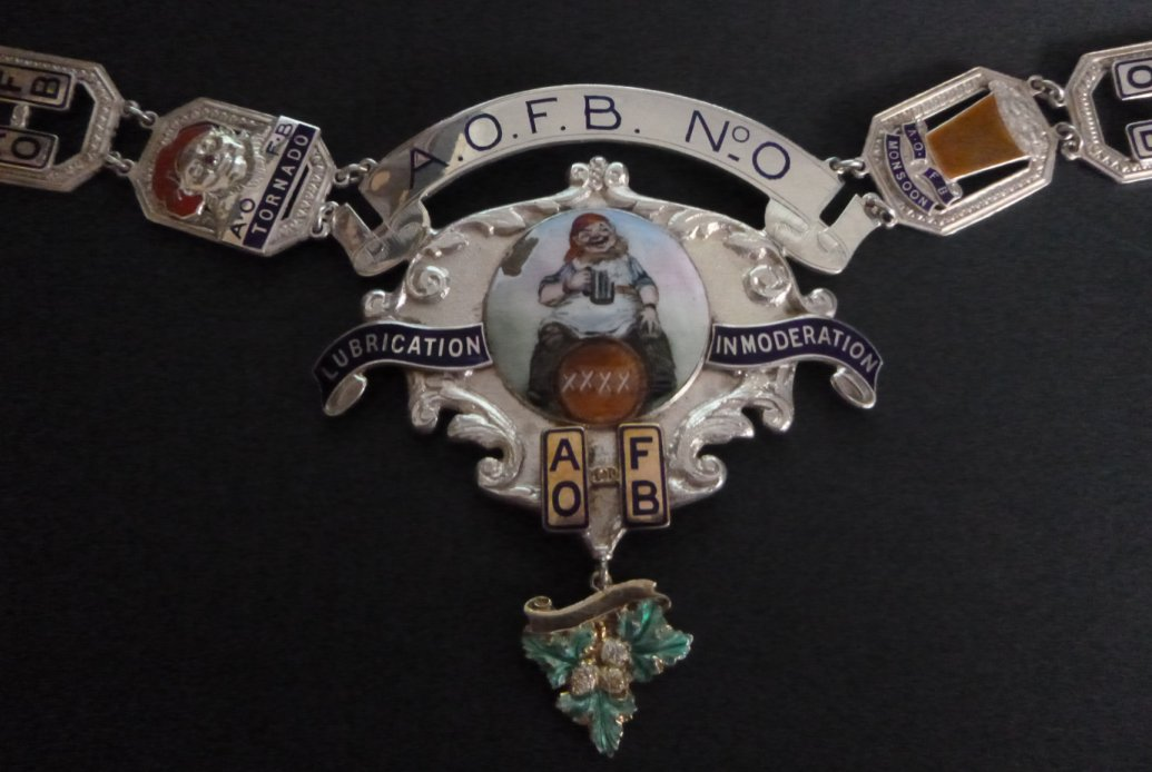 Chain of Office - AOFB No. 0