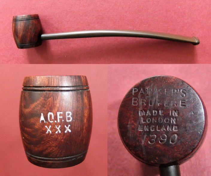 Parkers Bruyere Pipe