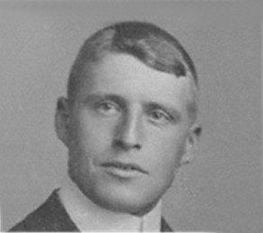Bert Temple circa 1900