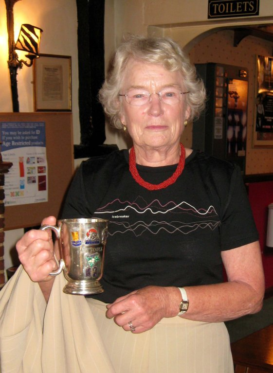 Jill Roberts - Great Grand Daughter of Sir Alfred