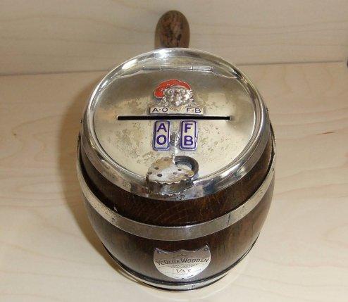 Top of the barrel Oast box