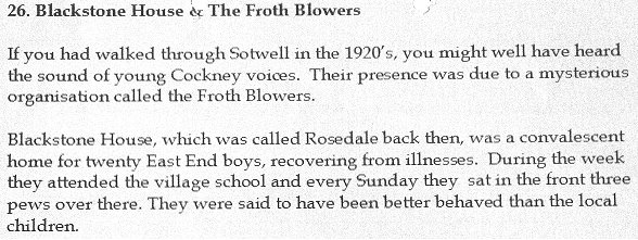 Brief history of Brightwell