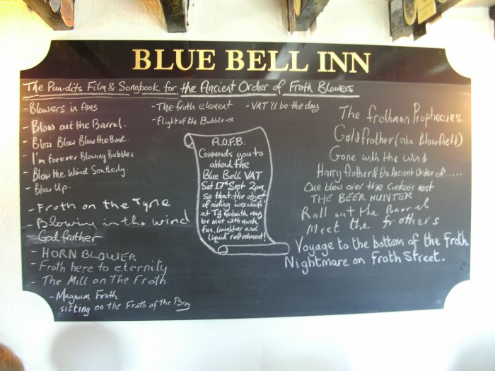 Bluebell Board of fun