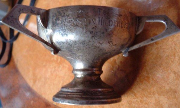 Monsoon Hilderley Trophy Engraving