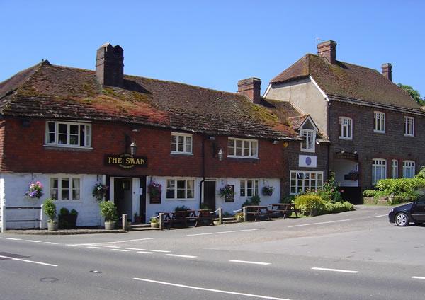 Swan Inn Vat 0