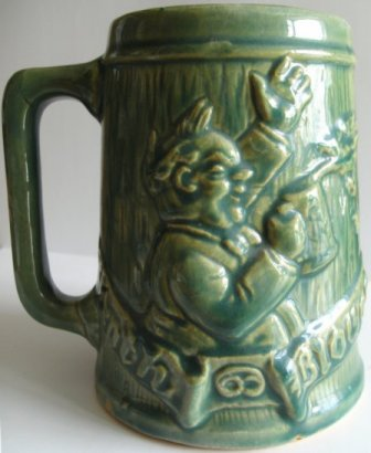McCoys Froth Blower tankard