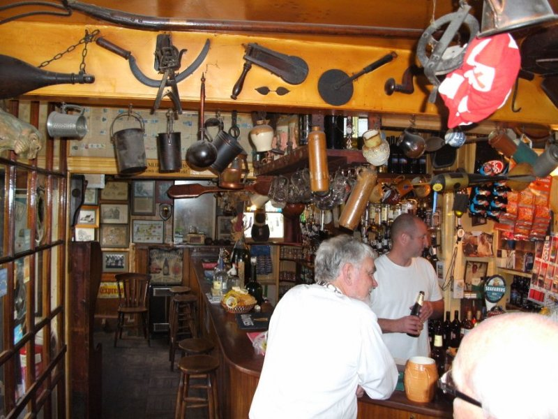 Murrell Arms interior