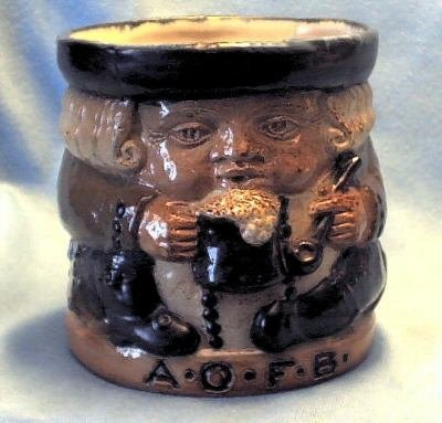 Toby Jug from front